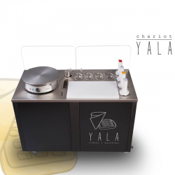 Chariot YALA (crêpes & gauffres)