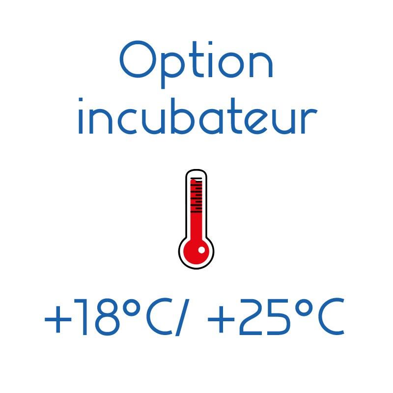 option température tempéré