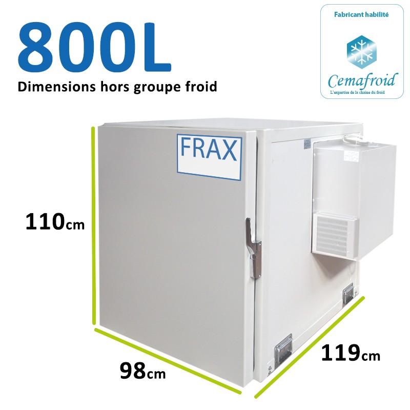 caisson frigorifique