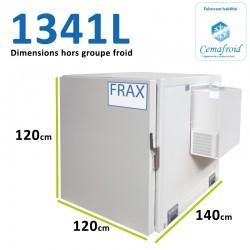 Caisson Frigorifique 1341L Amovible