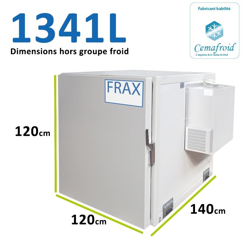 Caisson Frigorifique 1341L...