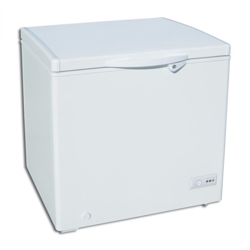Réfrigérateur bahut pour installation solaire 12 et 24 Volts 300L
