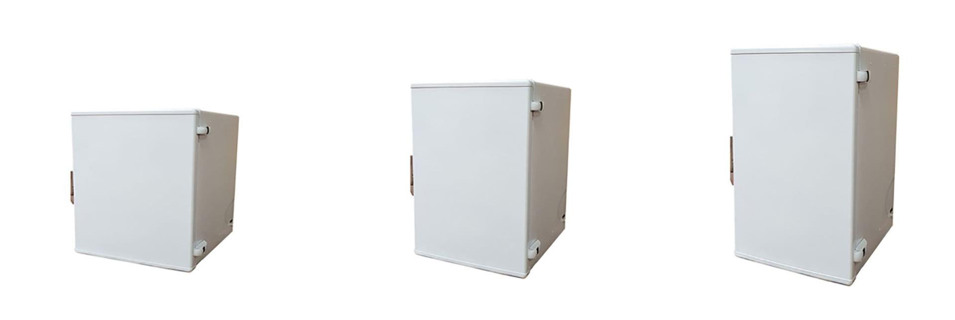 Coffres frigorifiques (petits volumes)